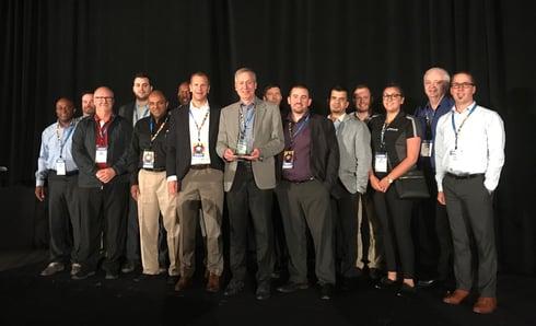 Omron Distributor of the Year Award